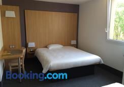 B&b Hotel Nantes Savenay - Savenay - Bedroom