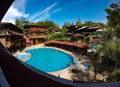 Madera Labrada Lodge Ecologico - Tarapoto - Pool