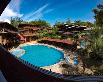Madera Labrada Lodge Ecologico - Tarapoto - Piscina