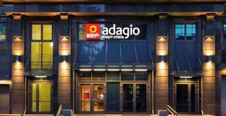 Adagio Moscow Paveletskaya - Moscou - Bâtiment