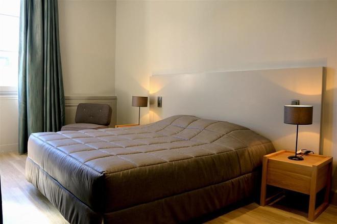 Hotel Du Theatre - Lyon - Makuuhuone