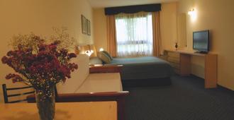 Marti Apart Hotel - מונטווידאו - חדר שינה