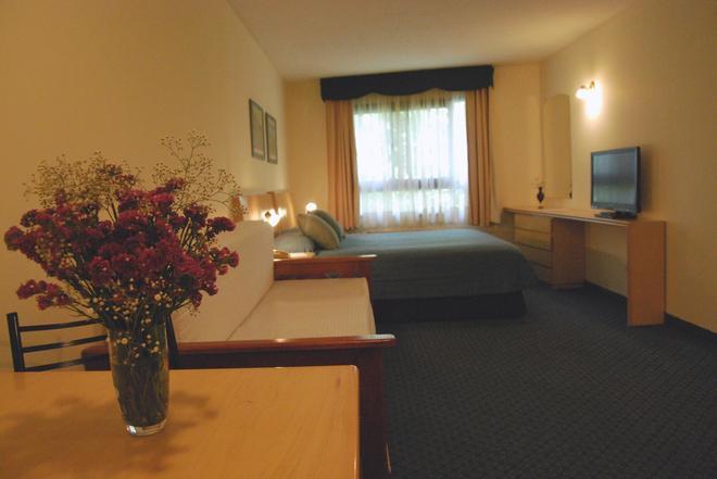 Marti Apart Hotel - Μοντεβιδέο - Κρεβατοκάμαρα
