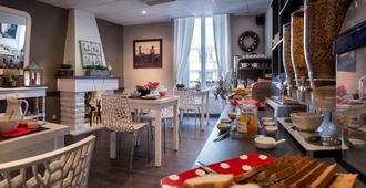 Hôtel des Alpes - Annecy - Restaurante