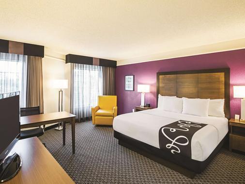 La Quinta Inn & Suites by Wyndham Fort Worth North - Fort Worth - Bedroom
