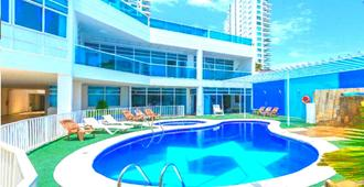 Mashoteles Astrasuite 427 - Cartagena - Pool