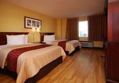 聖地亞哥市中心紅頂客棧 - 聖地亞哥 - 臥室