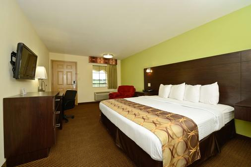Americas Best Value Inn & Suites Lake Charles At I-210 Exit 11 - Lake Charles - Phòng ngủ