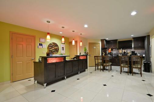 Americas Best Value Inn & Suites Lake Charles At I-210 Exit 11 - Lake Charles - Lễ tân