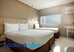 印札普塔酒店 - 伊洛伊洛 - 伊洛伊洛 - 臥室
