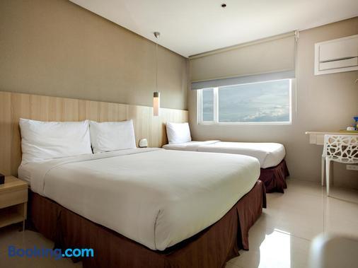 Injap Tower Hotel - Iloilo City - Bedroom