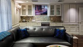 The Lenox - Boston - Living room