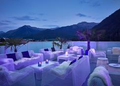 Hard Rock Hotel Davos - Davos - Varanda