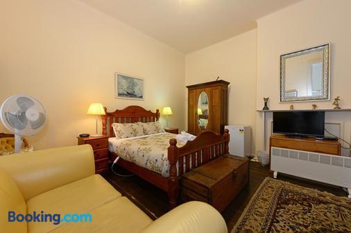 Edinburgh Gallery Bed & Breakfast - Hobart - Bedroom