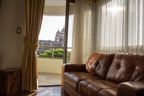 Amaru Apart Hotel - Antofagasta - Phòng khách