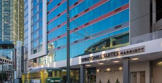 SpringHill Suites by Marriott Charlotte Uptown - Шарлотт - Здание