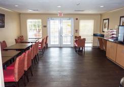 韋斯特伍德6443奧蘭多會議中心美國長住酒店 - 奥蘭多 - 奧蘭多 - 餐廳