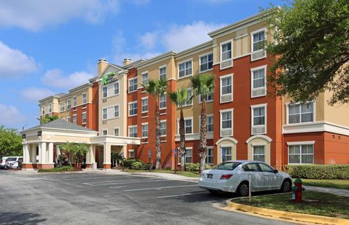韋斯特伍德6443奧蘭多會議中心美國長住酒店 - 奥蘭多 - 奧蘭多 - 建築