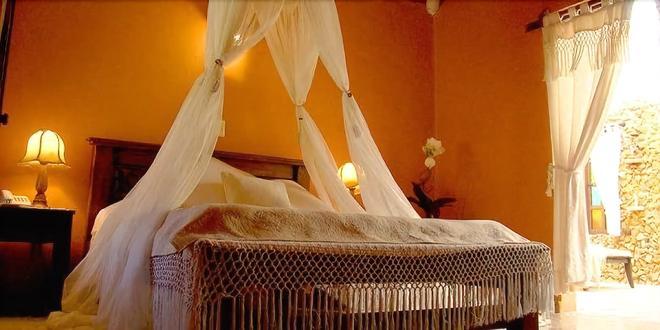 Hotel Boutique Iguaque Campestre Spa & Ecolodge - Villa de Leyva - Bedroom
