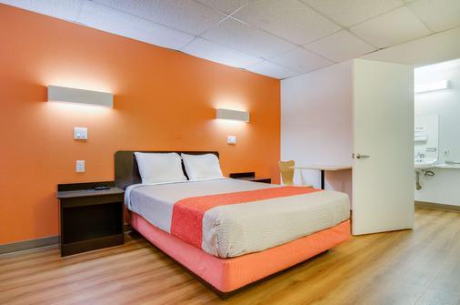 Motel 6 Salina, KS - Salina - Κρεβατοκάμαρα