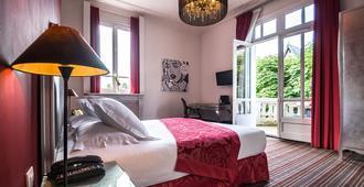 Villa 81 - דואו-וויל - חדר שינה