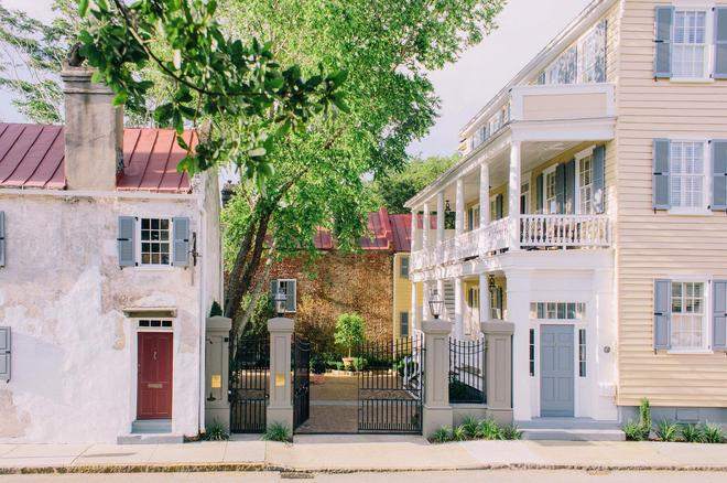 喬治街零號酒店 - 查爾斯頓(南卡羅來納州) - 建築