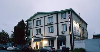 Otel Apartments - Kiew - Gebäude