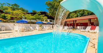 Hotel Saveiros - Ubatuba - Pool