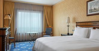 Rome Marriott Park Hotel - Rome - Bedroom