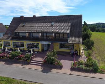 Café Sonnenschein & Pension - Bad Oeynhausen - Building