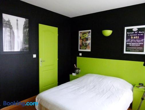 Victor Hôtel - Beauvais - Bedroom