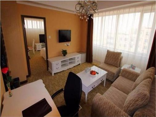 Tianjin International Airport Hotel - Tianjin - Living room