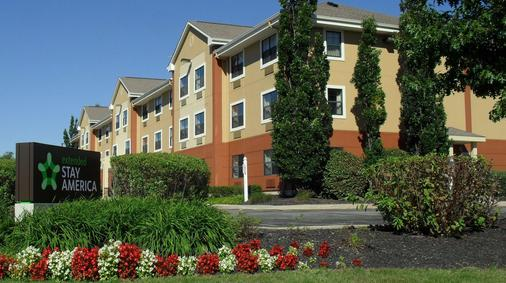 Extended Stay America Philadelphia - Mt. Laurel Crawford Pl - Mount Laurel - Building