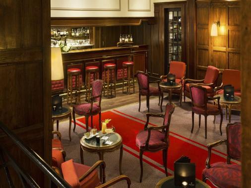 Hôtel Barrière Le Westminster - Le Touquet - Bar