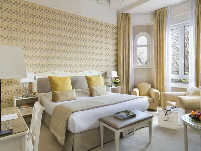 韋斯特米尼斯特圍欄酒店 - 勒圖凱 – 巴黎 – 普拉日 - 勒圖凱-巴黎普拉日 - 臥室