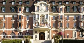 Hôtel Barrière Le Westminster - Le Touquet - Gebäude