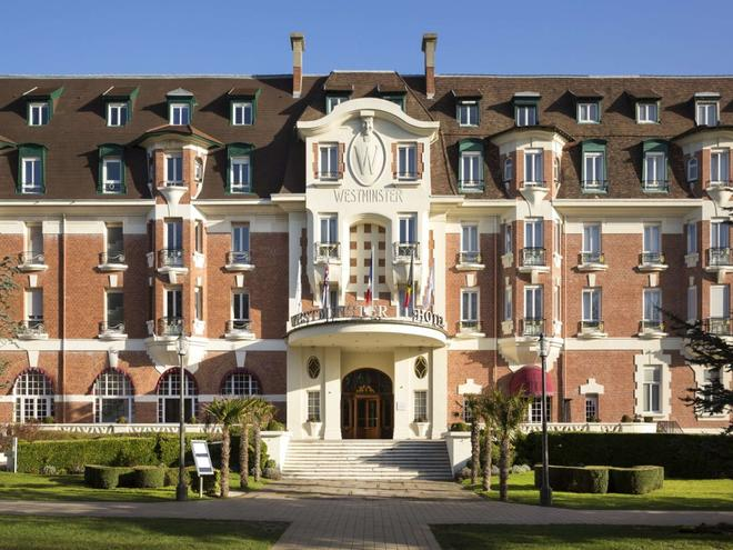 Hôtel Barrière Le Westminster - Le Touquet - Edificio