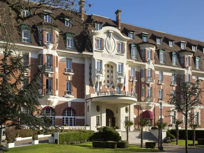 韋斯特米尼斯特圍欄酒店 - 勒圖凱 – 巴黎 – 普拉日 - 勒圖凱-巴黎普拉日 - 建築