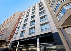 Hotel Concordia - Барселона - Здание