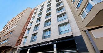 シルケン コンコルディア ホテル - バルセロナ - 建物