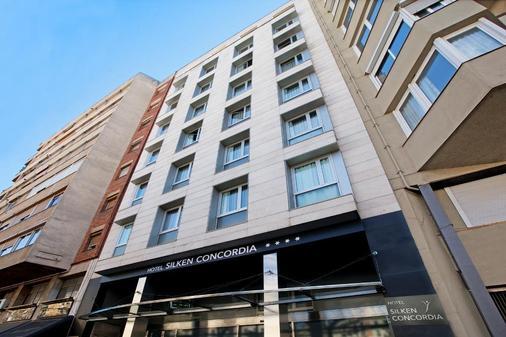 Hotel Concordia - Barcelona - Gebäude