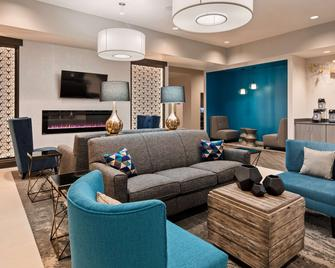 Best Western Plus Parkside Inn & Suites - Olney - Вітальня