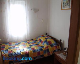 Apartment Lenka - Zavala - Slaapkamer