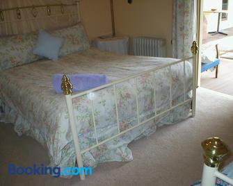 Mooltan House - Hepburn Springs - Κρεβατοκάμαρα