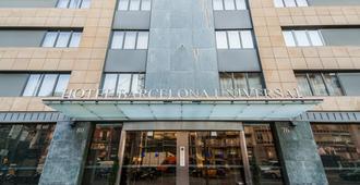 Hotel Barcelona Universal - Barcelona - Edificio