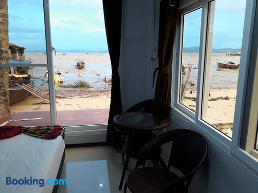Seaside home - Ko Muk - Balcony
