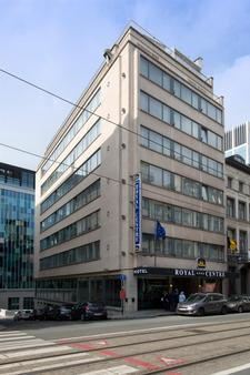 Best Western Hotel Royal Centre - Brussels - Building