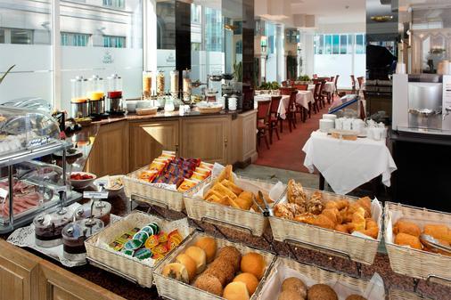 Best Western Hotel Royal Centre - Brussels - Buffet