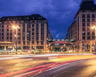 Mercure Budapest Korona Hotel - Boedapest - Gebouw