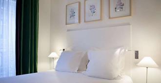 Albe Hôtel Saint-Michel - Parigi - Camera da letto